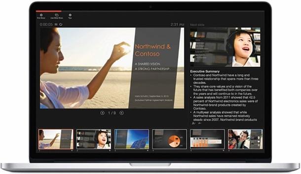 Вышел Office 2016 для Mac