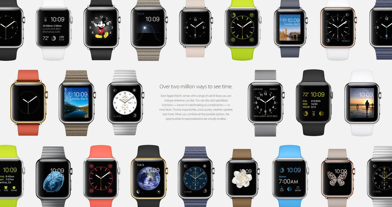 Цены на Apple Watch известны. Некоторые шокируют