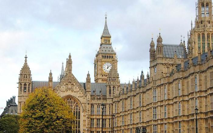 iPad войдет в Британский парламент