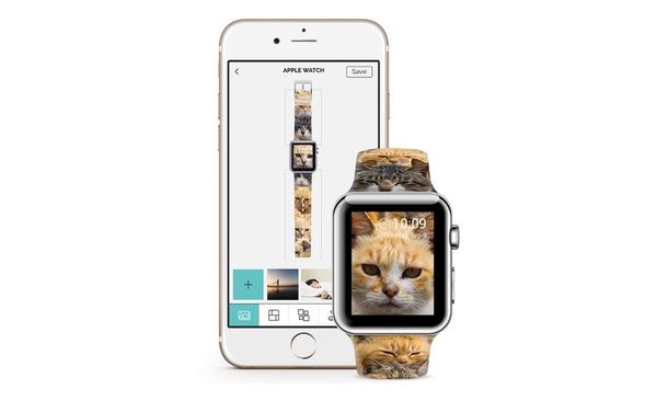 Появилась возможность создать свой ремешок для Apple Watch