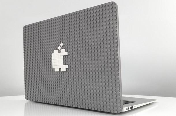 Чехол для Mac в стиле «Лего»