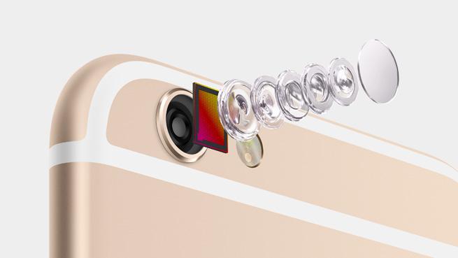 Apple решила показать мир через глазок камеры iPhone 6