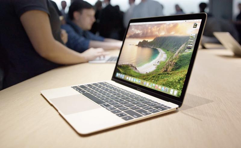 Выяснили, как работает треклад Macbook Air