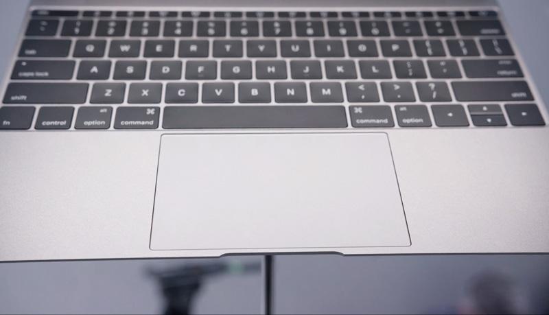 Выяснили, как работает трекпад Macbook Air