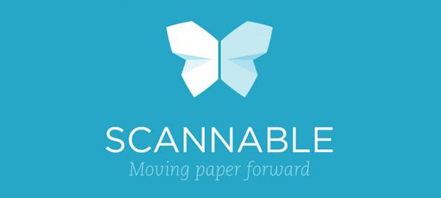 Как не утонуть в бумагах или карманный сканер Evernote Scannable