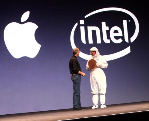 LTE модемы от Intel могут появиться в iPhone