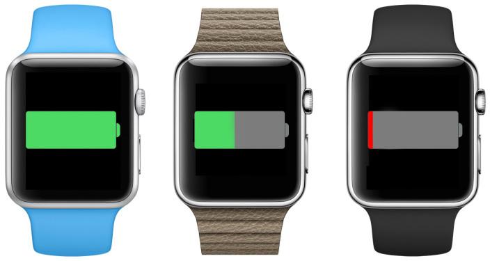 Экономный режим позволит Apple Watch работать два дня