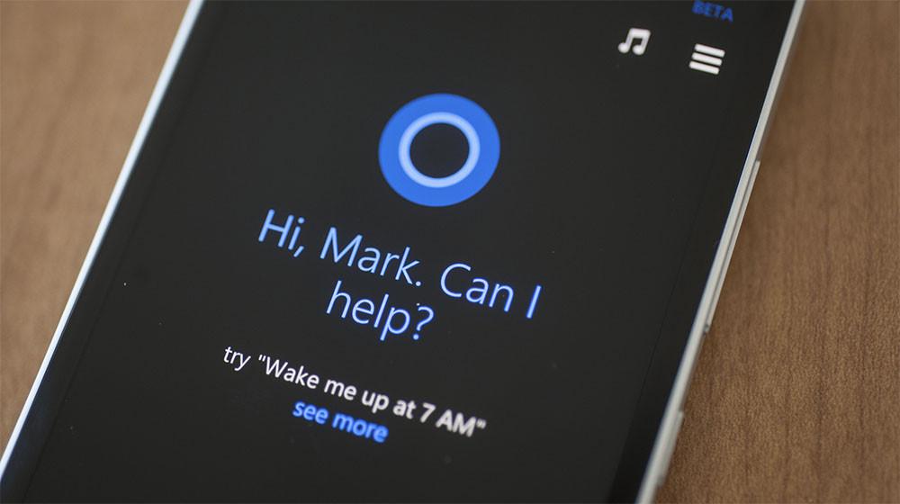 Выйдет голосовой ассистент для iOS от Microsoft