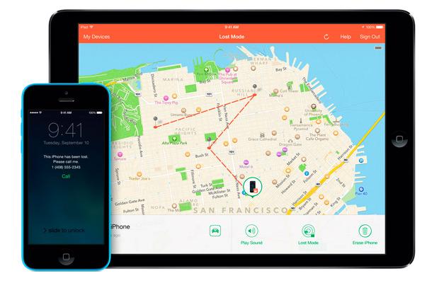 Apple хочет отслеживать iPhone когда он выключен