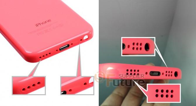 Первые фото iPhone 6c с диагональю 4 дюйма