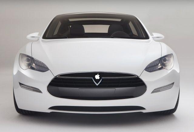 Среди автопроизводителей производителей появилась еще одна компания – Apple