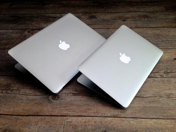 Сравнили производительность SSD 13-дюймовых и 11-дюймовых MacBook Air
