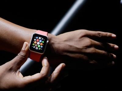 Какой интерфейс получился у Apple Watch