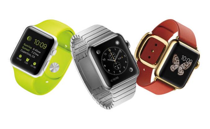 В Apple Watch будет порт