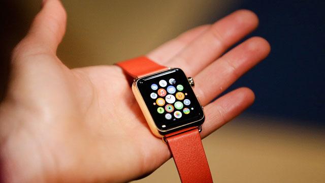 «Живые» витрины будут демонстрировать Apple Watch