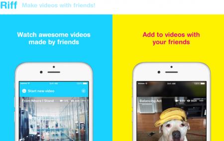 Общайтесь с друзьями посредством короткого видео
