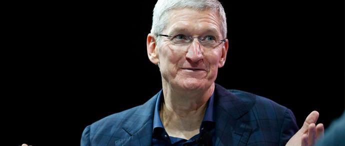 Тима Кука не беспокоит падение продаж iPad