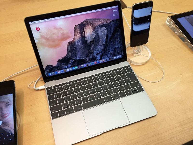 Mac востребован в мире