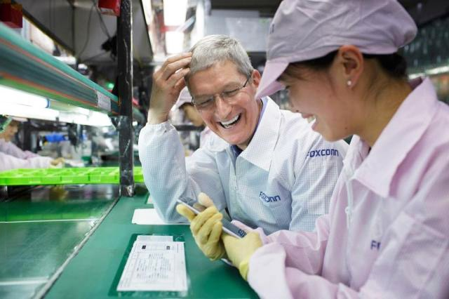 Китаянка стала самой богатой женщиной в своей стране благодаря Apple