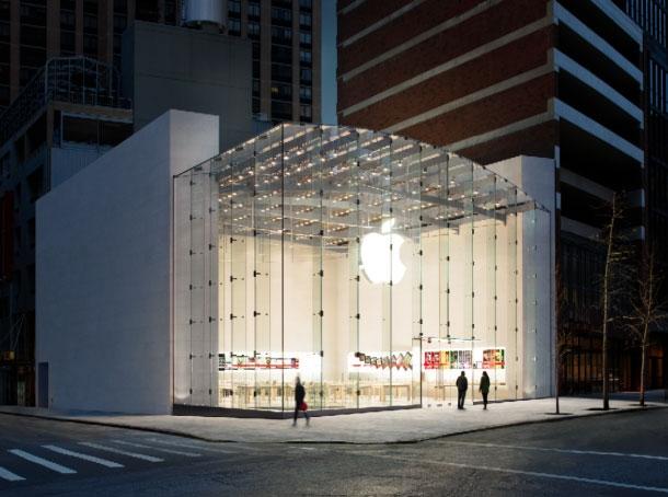 Обмен смартфонов на других платформах на iPhone в Apple Store стартовал