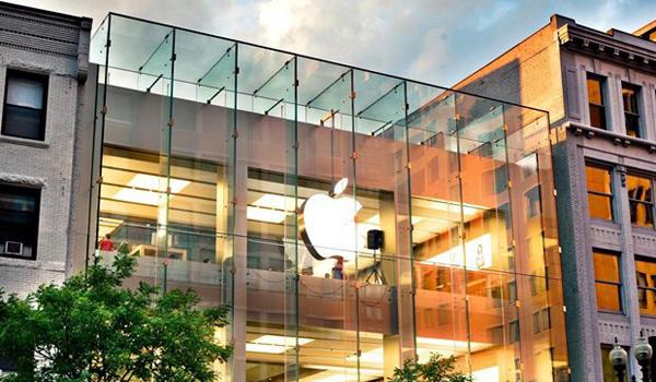 Apple стала 8 компанией по количеству патентов по итогам 2014 года