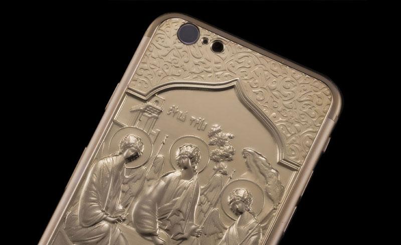 Вердикт церкви - «православный» iPhone лишь для тех, у кого нет вкуса