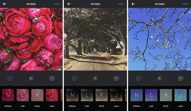 В Instagram появились новые фильтры и смайлики