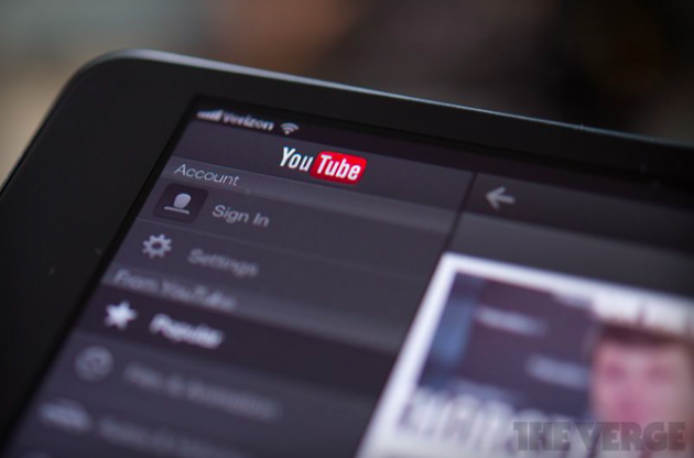 YouTube предложит платные услуги
