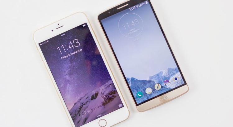 Чем LG решила превзойти iPhone 6