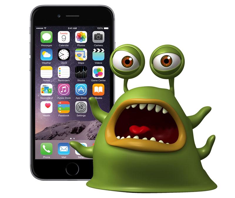 У iOS выявлена очередная уязвимость No iOS Zone