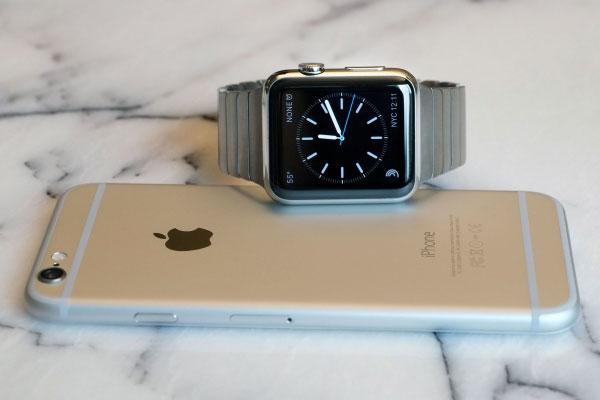Apple Watch влияет на продолжительность работы iPhone