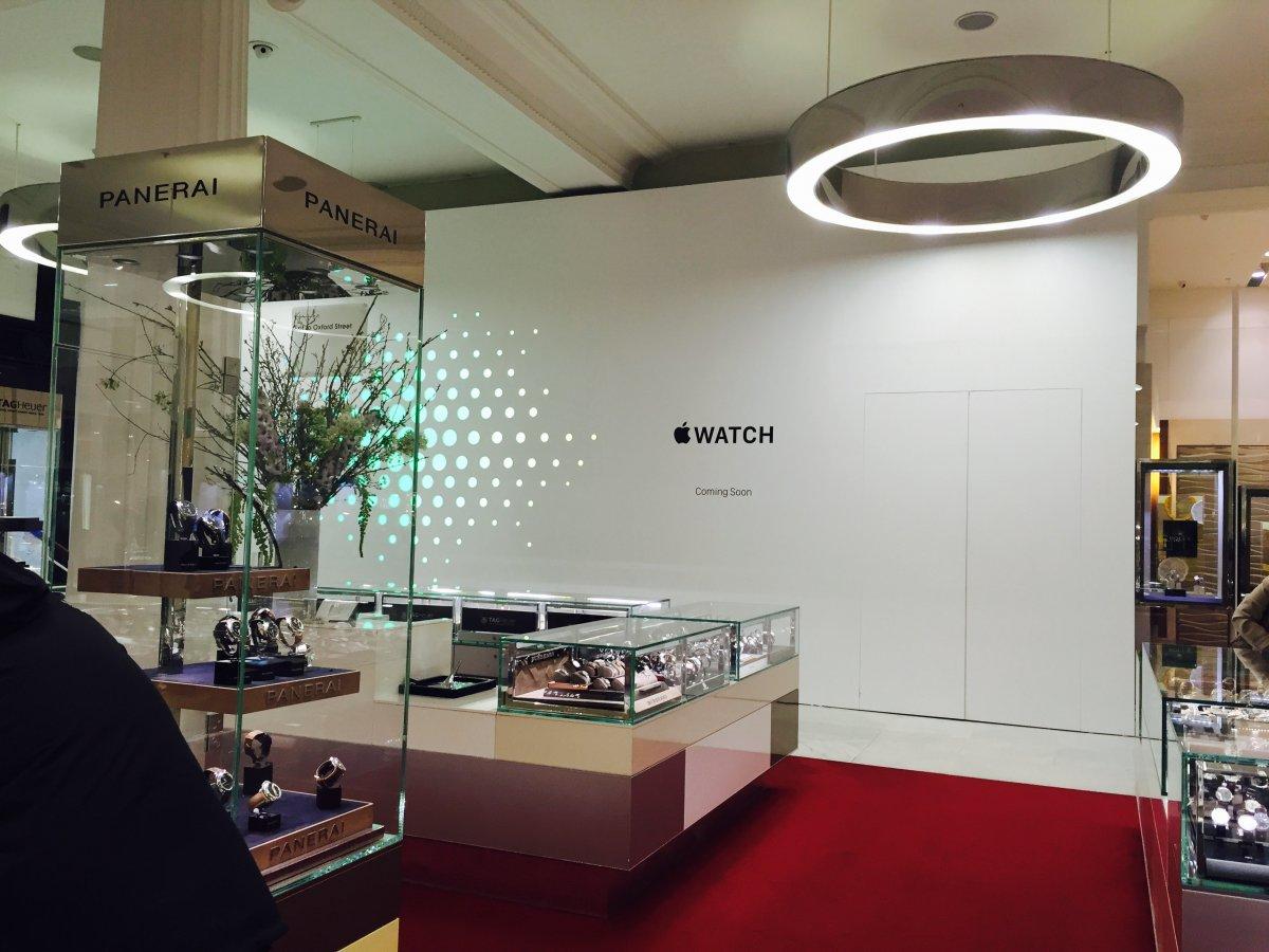 Apple делает все чтобы очередей стало меньше