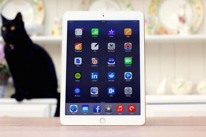 iPad продолжает падение на фоне роста продаж iPhone и Mac