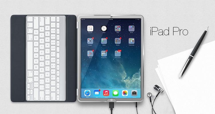 iPad Pro получит экран Oxide TFT