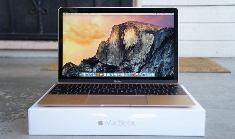 12-дюймовый MacBook по производительности сравним с MacBook Air 2014