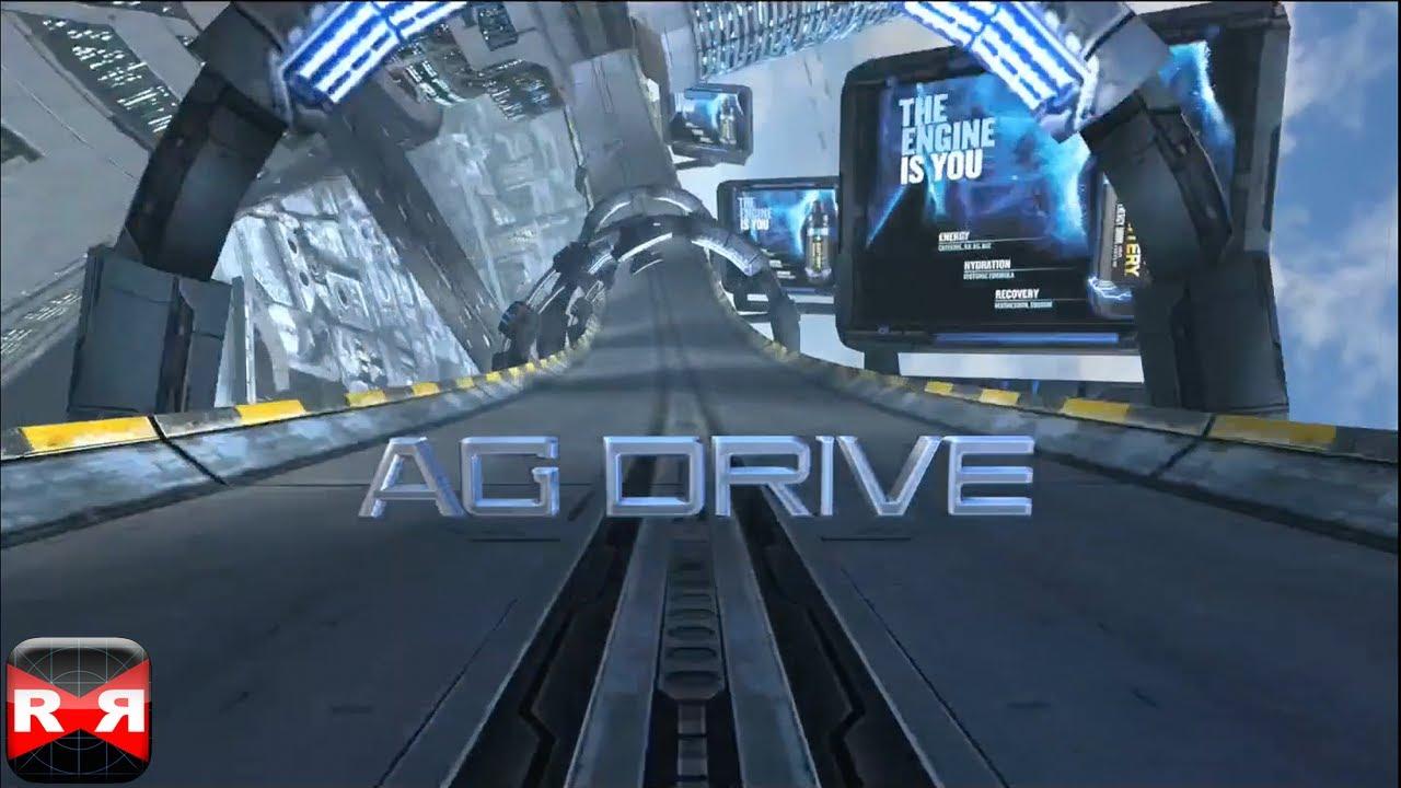 AG Drive – свежая и увлекательная игра в мире аркадных гонок