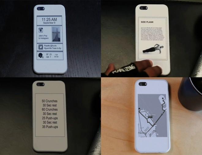 iPhone получит второй экран с чехлом popSLATE