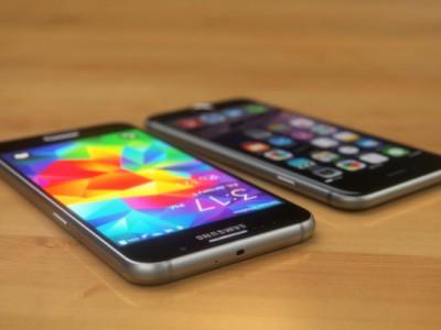 Samsung Galaxy S6 проиграл iPhone 6 «битву» за быстродейственность