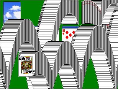 В Windows 10 можно будет поиграть в «Косынку»