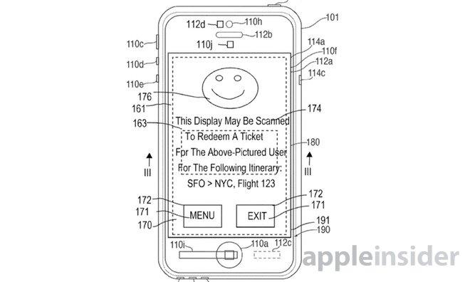 У iPhone будет два экрана