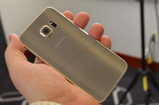 Каким увидел Samsung Galaxy S6 владелец iPhone