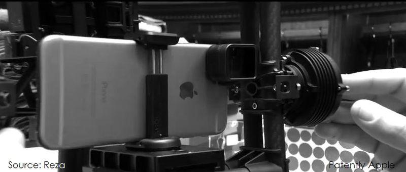 Мир увидит Bentley через объектив iPhone