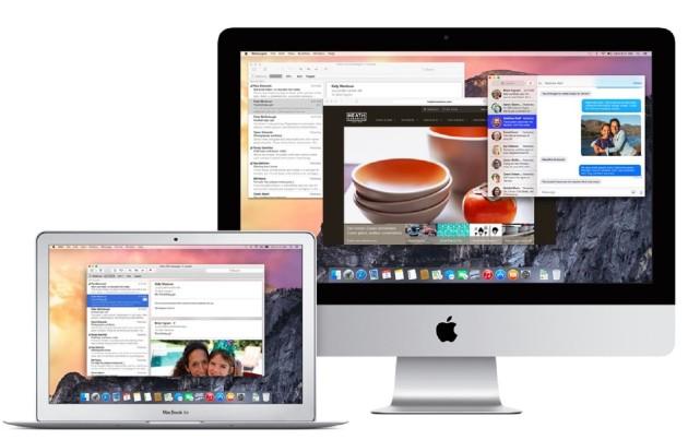 Вышла OS X 10.10.4 beta 4