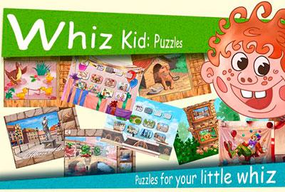 Whiz Kid:Puzzles – мир музыкальных и ярких пазлов