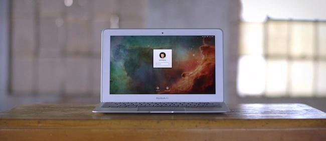 Сим-сим откройся или два стука по экрану iPhone для доступа к Mac