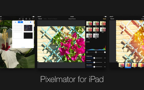 Pixelmator достойный аналог Adobe Photoshop
