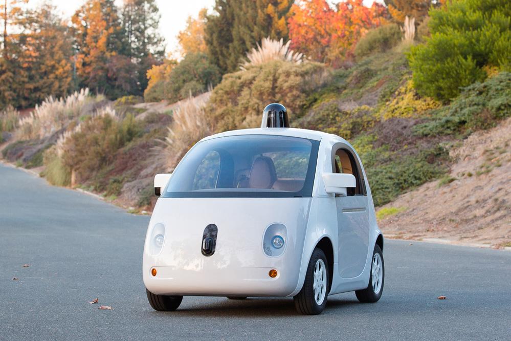 Google выпустит беспилотные автомобили на дороги общего пользования