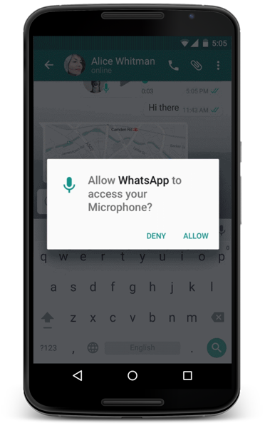 Что приготовила Android M своим пользователям