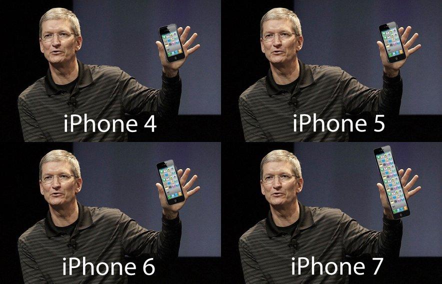 iPhone 7 или iPhone 6s? Чем удивит? Ждать уже недолго