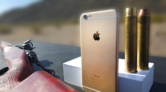iPhone 6 был приговорен к расстрелу